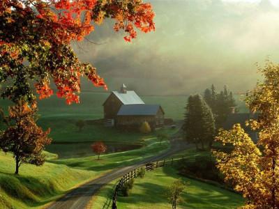 Tapeta: Podzim na Zemi 7