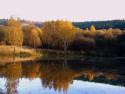 Tapeta podzimní odrazy