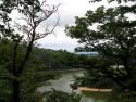 Tapeta Pohled na ostrov-Seč 2