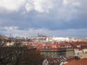 Tapeta Pohled na Pražský hrad 2