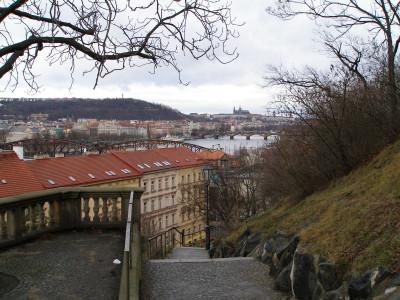 Tapeta: Pohled na Pražský hrad 3