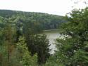 Tapeta Pohled na přehradu Seč