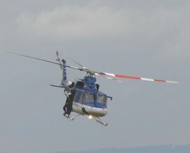 Tapeta: policejní vrtulník 2
