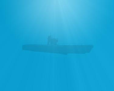 Tapeta: Ponorka