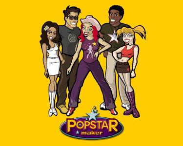 Tapeta: Popstar Maker 3
