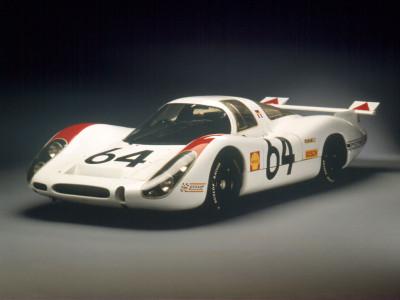 Tapeta: Porsche 908 (1969)