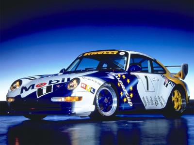 Tapeta: Porsche 911 (1997)