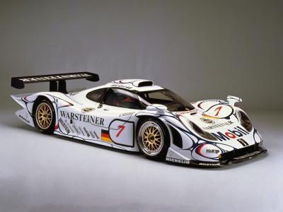 Tapeta: Porsche 911 (1998)