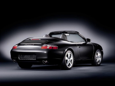 Tapeta: Porsche 911 Cabrio
