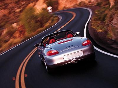 Tapeta: Porsche Boxster