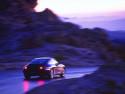 Tapeta Porsche za soumraku