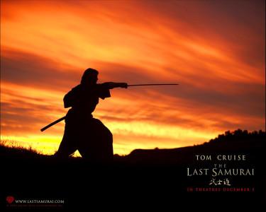 Tapeta: Poslední samuraj 6
