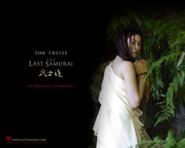 Tapeta: Poslední samuraj 7