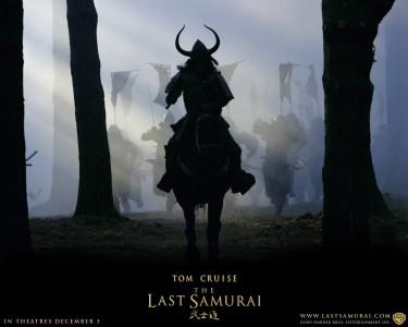 Tapeta: Poslední samuraj 9