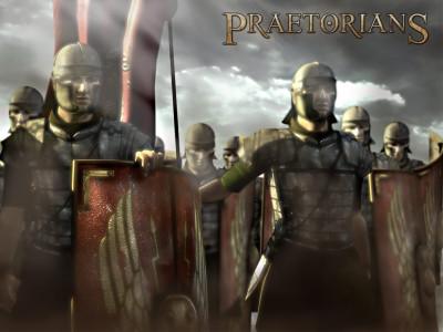 Tapeta: Praetorians # 3