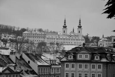 Tapeta: Praha čb 2