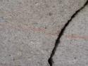 Tapeta prasklina ve zdi