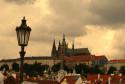 Tapeta Pražské hradčany