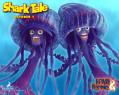 Tapeta Příběh žraloka - Chobotnice