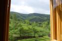 Tapeta Probuzení - pohled z okna