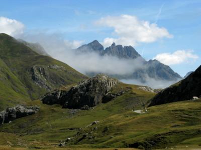 Tapeta: Pyreneje 3