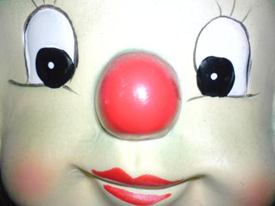 Tapeta: Radostný klaun