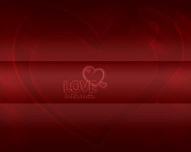 Tapeta: red_love