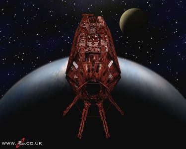 Tapeta: Red Dwarf 12