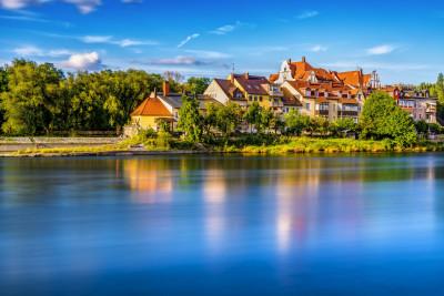 Tapeta: Regensburg