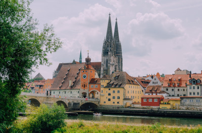 Tapeta: Regensburg 2