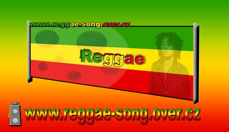 Tapeta reggae_