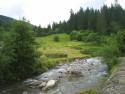 Tapeta řeka - Pokarpatská Rus