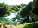 Tapeta Řeka Chorvatsko