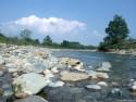 Tapeta Řeka Sangone