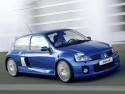 Tapeta Renault Clio V6