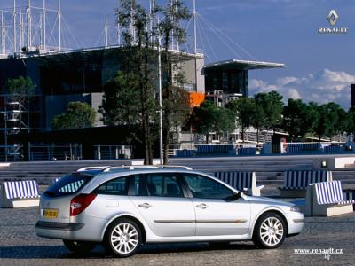 Tapeta: Renault Laguna