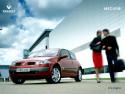 Tapeta Renault Megane