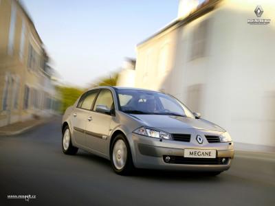 Tapeta: Renault Megane Sedane