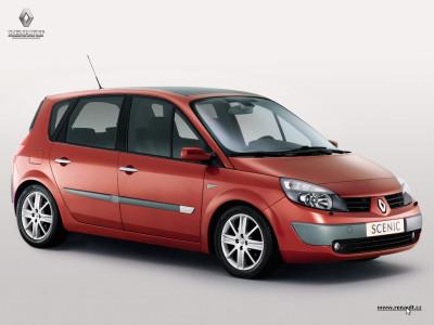 Tapeta: Renault Scenic