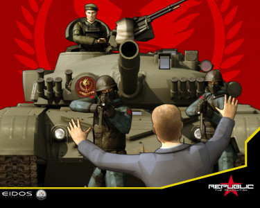 Tapeta: Republic: The Revolution 6