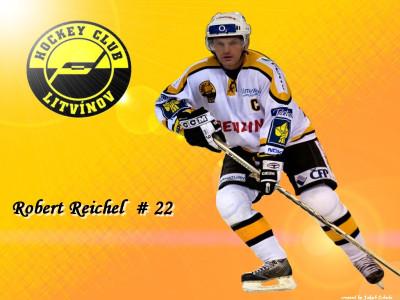 Tapeta: Robert Reichel -  HC Litvínov