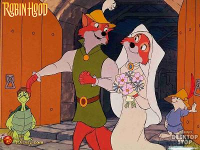 Tapeta: Robin Hood 4