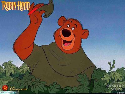 Tapeta: Robin Hood 6
