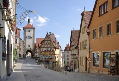 Tapeta: Rothenburg