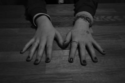 Tapeta: ručky