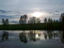 Tapeta Rybník Lípák