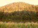 Tapeta rybník PEKLO
