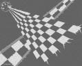 Tapeta Šachovnice v.2