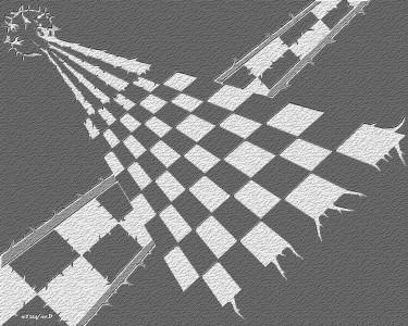 Tapeta: Šachovnice v.2