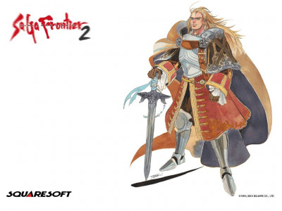 Tapeta: Saga Frontier 2